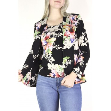 Twinset Léa printed top and...