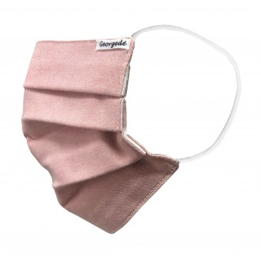 Pack of 5 IFTH Pink Cotton...