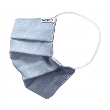 Pack of 5 IFTH Blue Cotton...